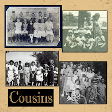 Greenville School kids and cousins