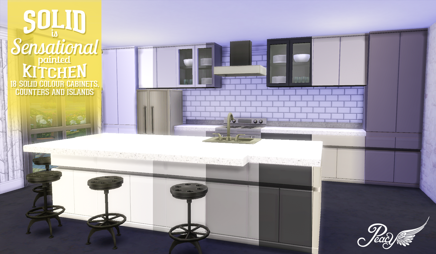 5122015 this kitchen has now been updated for the dishwasher update and additional styles added check the new post for details - Violet Kitchen 2015