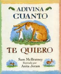 Adivina cuánto te quiero Sam McBratney los cuentos que leemos