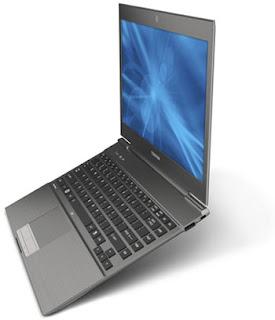 Toshiba Portege Z830 ultrabook picture