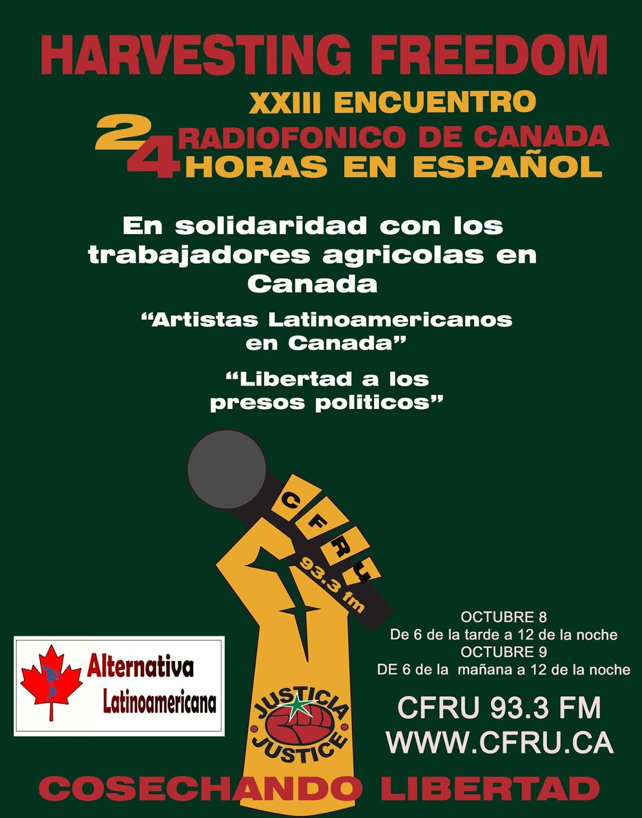 XXIII Encuentro Radiofonico de Canada