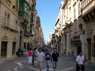 Calles de Malta
