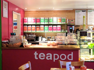 Tea Pod London Bridge Bermondsey