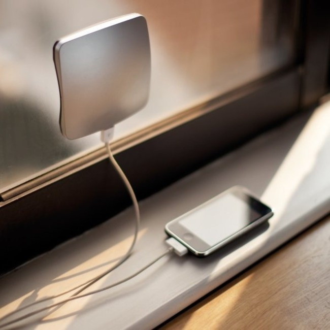 30 Insanely Clever Innovations That Need To Be Everywhere Already - Or this solar powered charger.