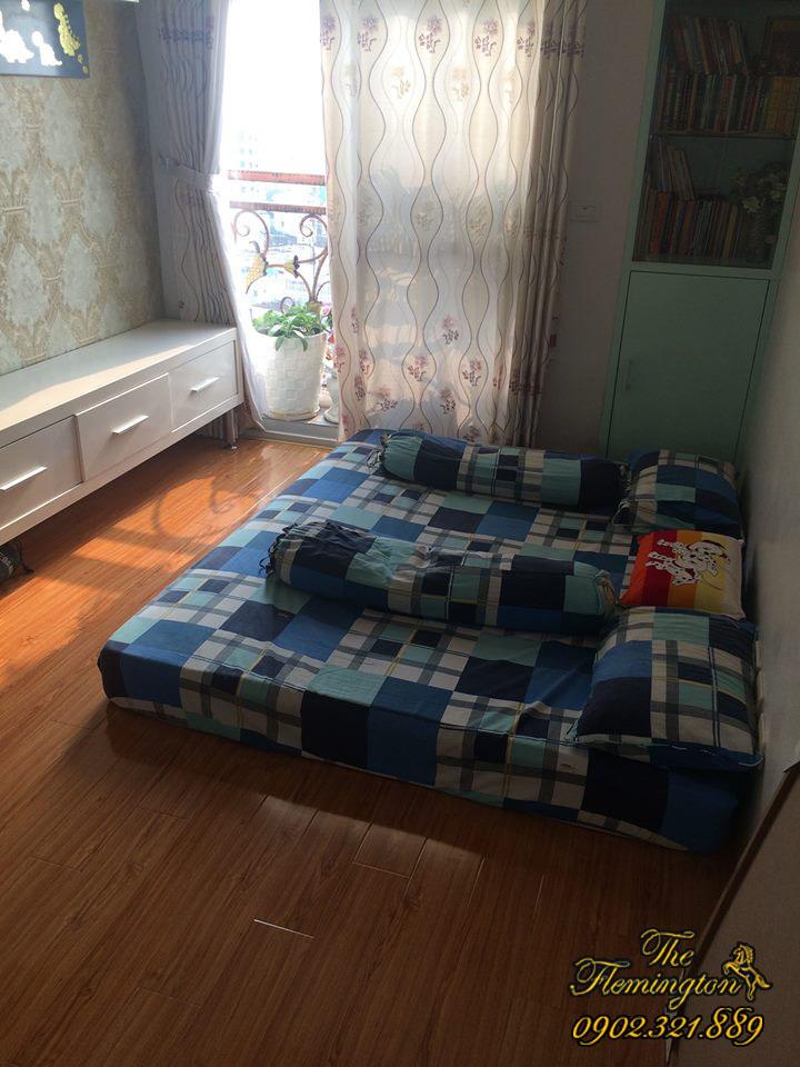 Cho thuê căn hộ Flemington giá rẻ diện tích 116m2 | Phòng ngủ 2