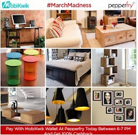 PepperFry Rs. 200 off on Rs. 400 + 50% Cashback (no minimum purchase)
