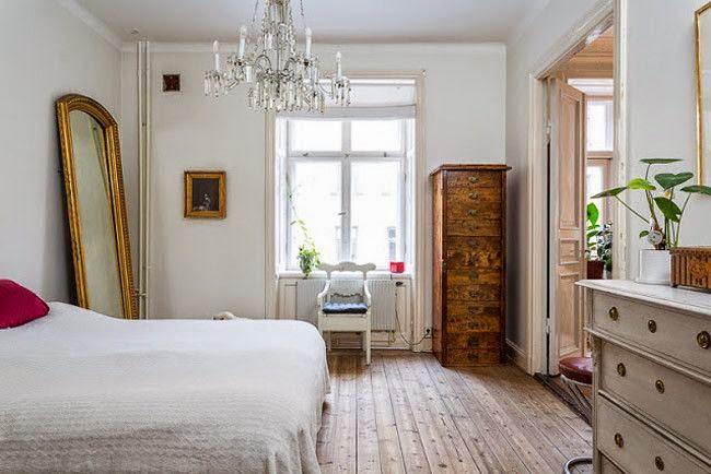 Ideas para poner un espejo en el dormitorio mi casa es feng - Que poner encima de una comoda ...