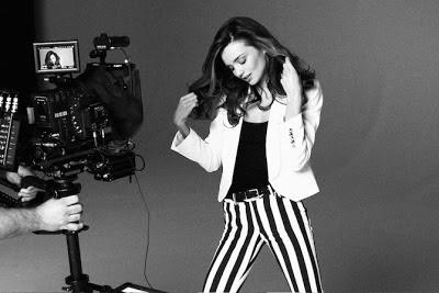 Miranda Kerr para Mango primavera - verano 2013