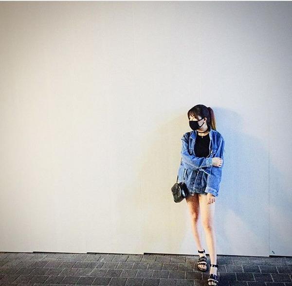 gaya ini kekinian gadis korea nyolong news