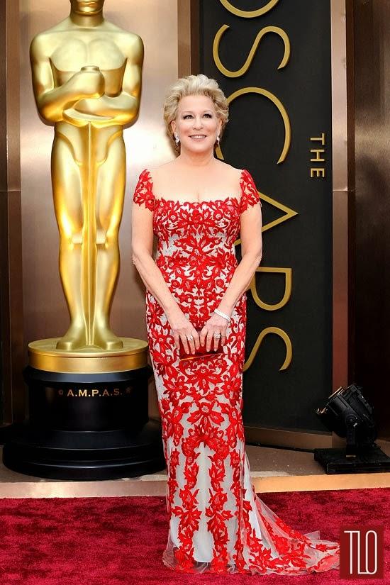 Bette Midler Oscars 2014