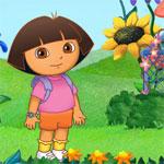Dora Çiçek Bahçesinde Oyunu Yeni