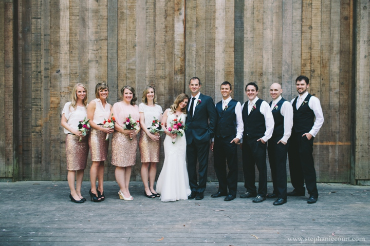 Stern Grove Wedding San Francisco