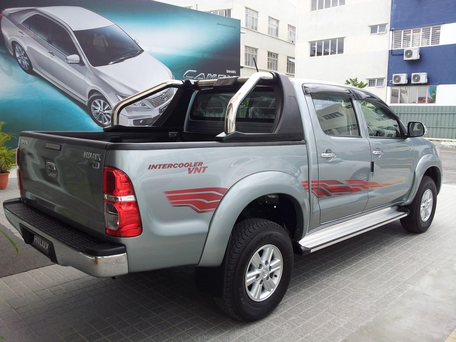 Toyota Hilux 2013 #10