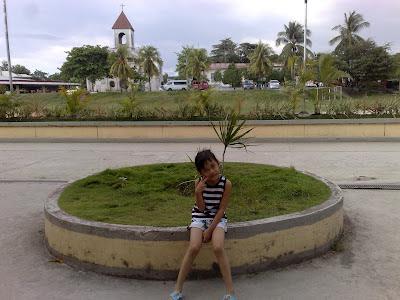 Municipal Plaza of Maolboal