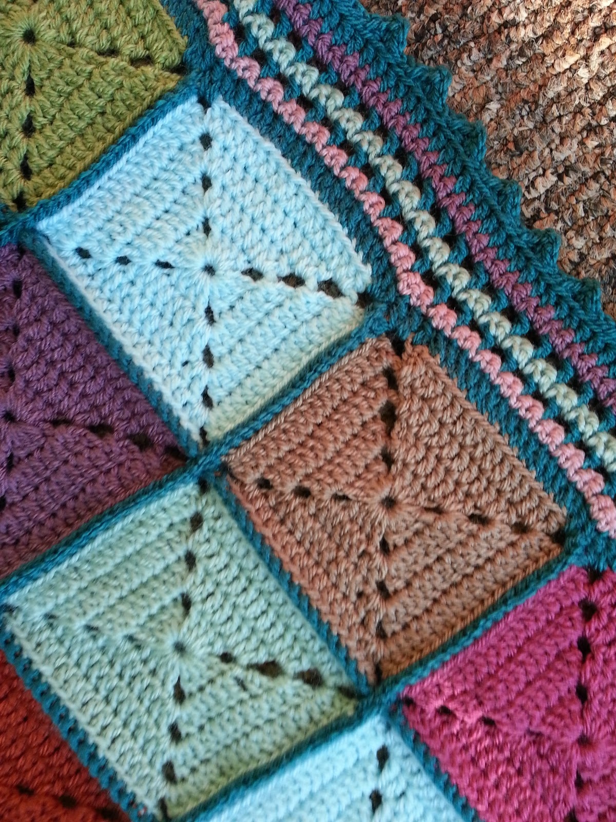 How To Crochet Solid Granny Square Pattern Legitefo For