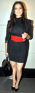Sunny Leone comes to India from Los Angeles to promote her movie 'Jism - 2' stills