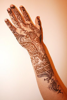 Latest Bridal Mehndi Fashion Pictures