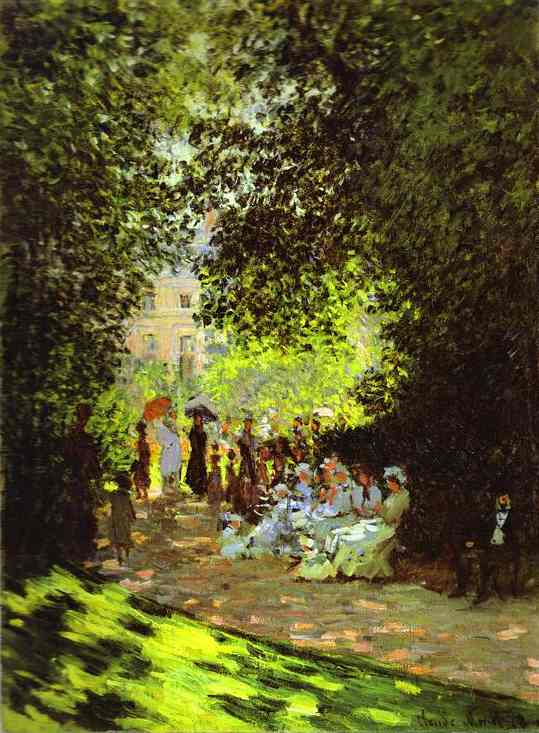 an analysis of the middle class family of claude monet Monet painted at least twenty-five wheatstack canvases though the fading  resource types:  high school, middle school add this item to: collections .