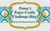 Penny's Paper-Crafty Challenge Blog