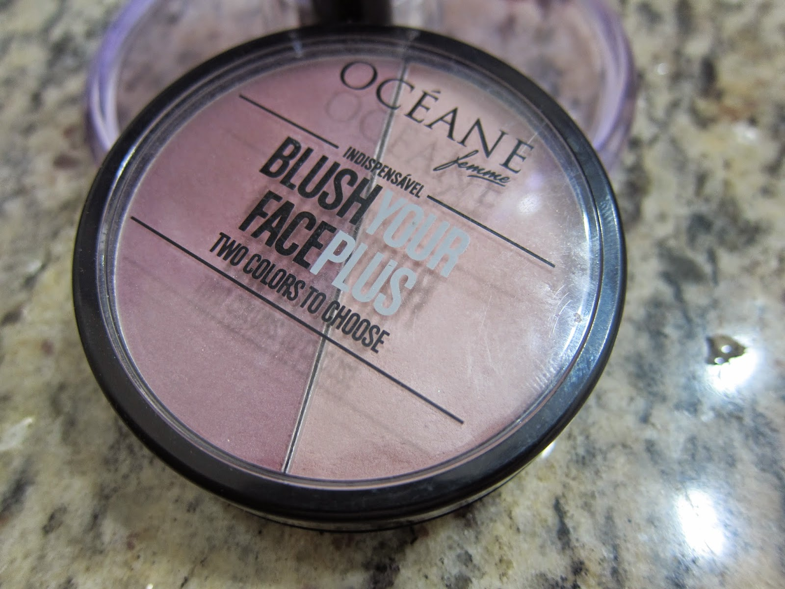 BLUSH YOUR FACE PLUS OCEANE FEMME