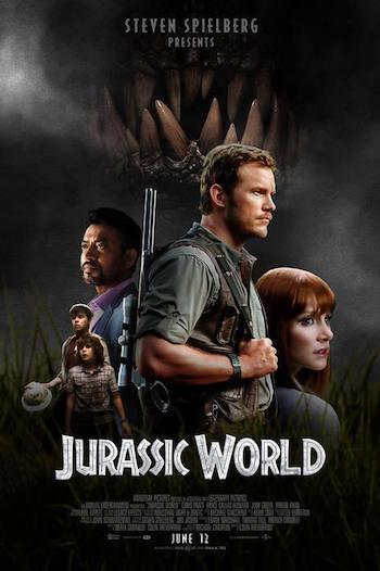 Jurassic World 2015 Dual Audio Full Movie