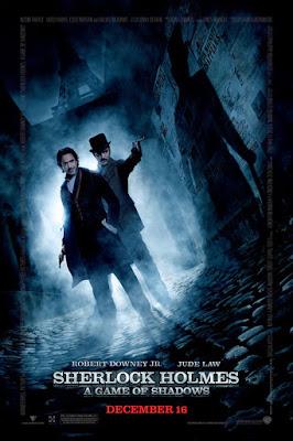 Sherlock Holmes: A Game of Shadows (2011) FULL HD