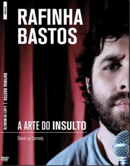 Download Rafinha Bastos A Arte do Insulto 2011 XviD