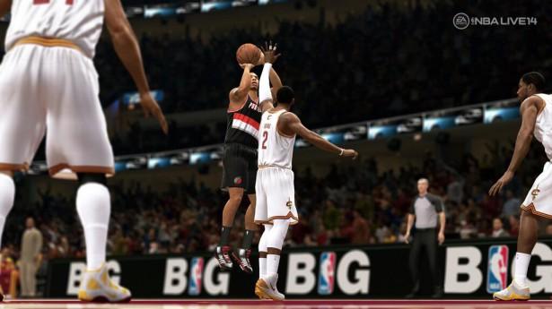 Nuevo Tráiler De NBA LIVE 14
