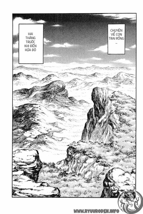 Chú Bé Rồng - Ryuuroden chap 92 - Trang 4