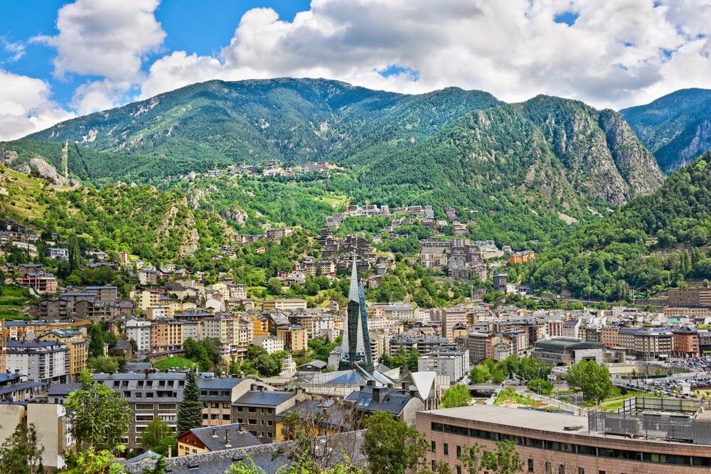 Andorra, Andorra la Vella cost of living