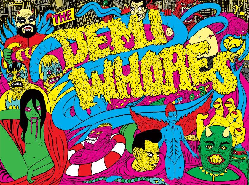 the demi whores