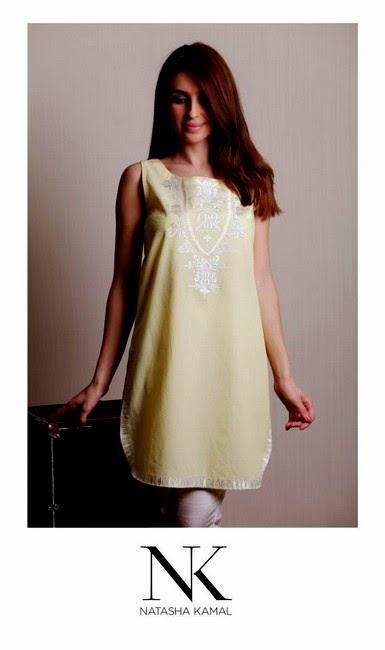 Natasha Kamal Eid Dress Collection 2014