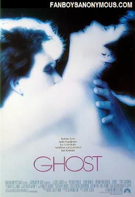 1990 Patrick Swayze Ghost sex scene