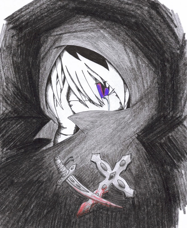 Soul Dark... Heart Black