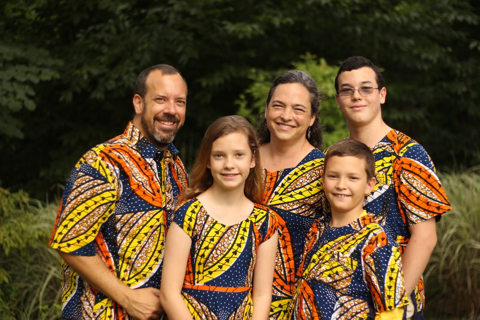 The Gassler Family