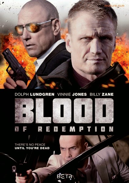 Filme Acerto De Contas (Blood of Redemption) Dublado AVI BDRip