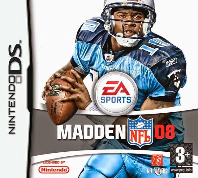 Madden NFL 08 PC Game