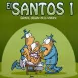 El Santos 1,José Ignacio Solórzano, Trino Camacho,Tusquets  tienda de comics en México distrito federal, venta de comics en México df