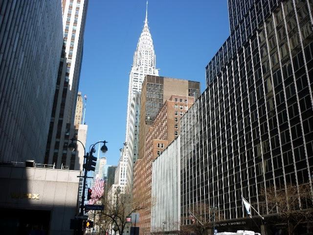 dove vedere  Chrysler Building