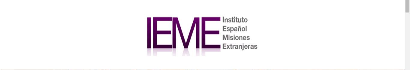 INSTITUTO ESPAÑOL DE MISIONES EXTRANJERAS