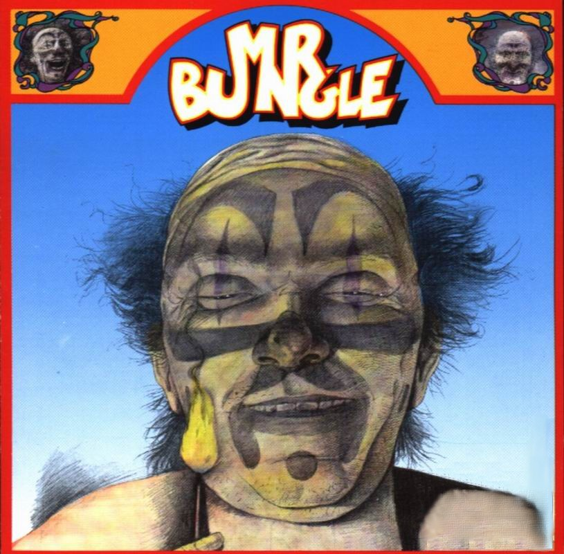 My Album Project Mr Bungle By Mr Bungle 1991 Warner Bros