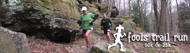 Fools 50K and 25K Trail Run