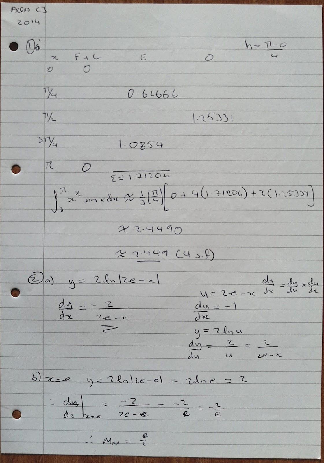 Quiz: Twenty-first century science GCSE exam papers
