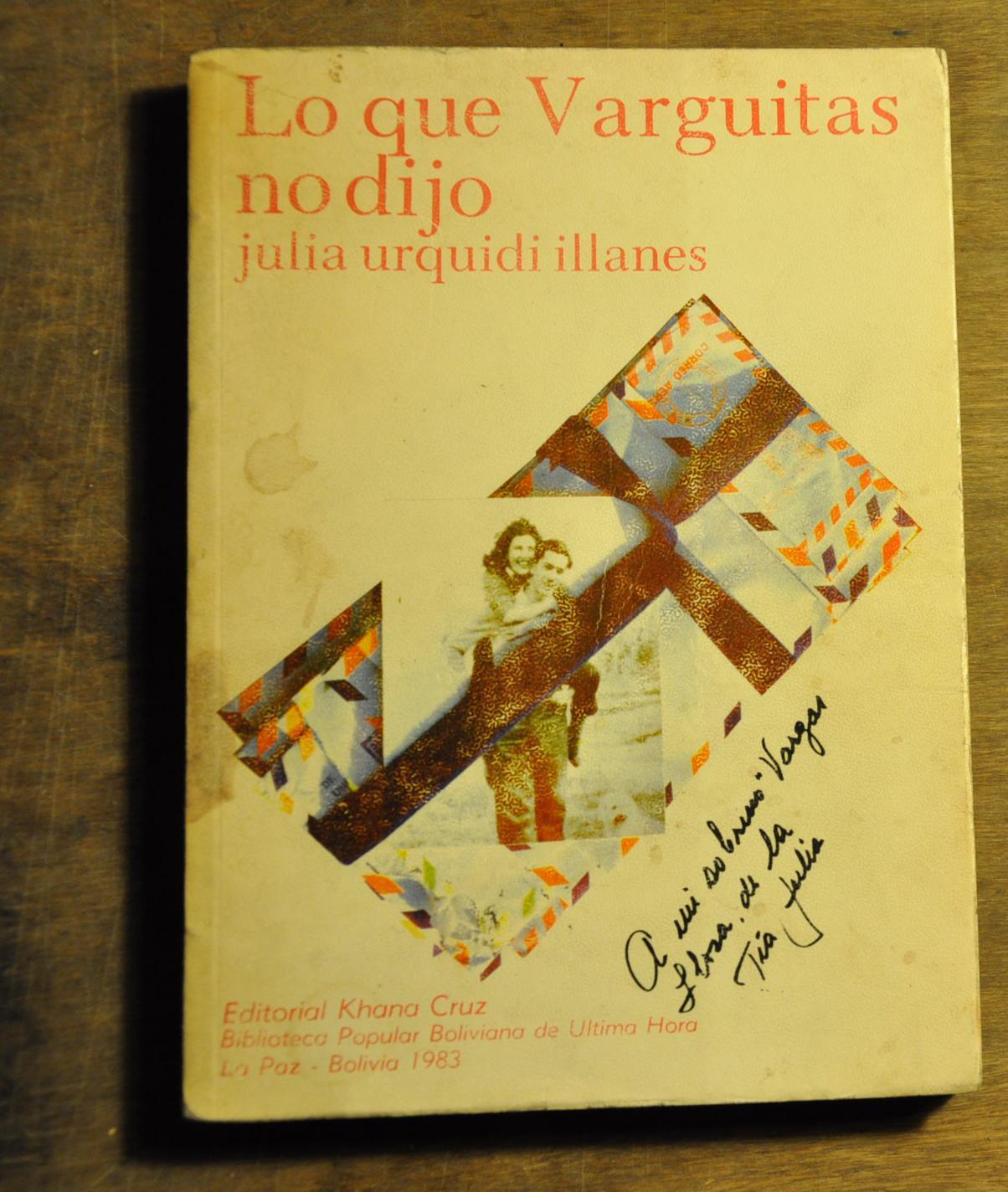 Libros bolivianos