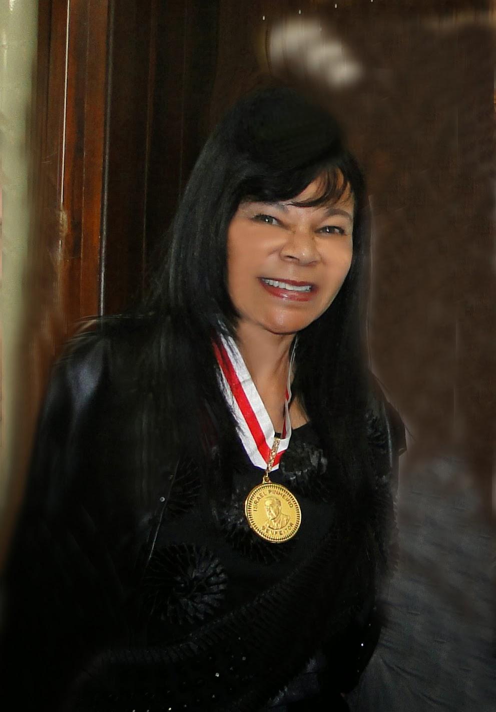 Medalha Israel Pinheiro