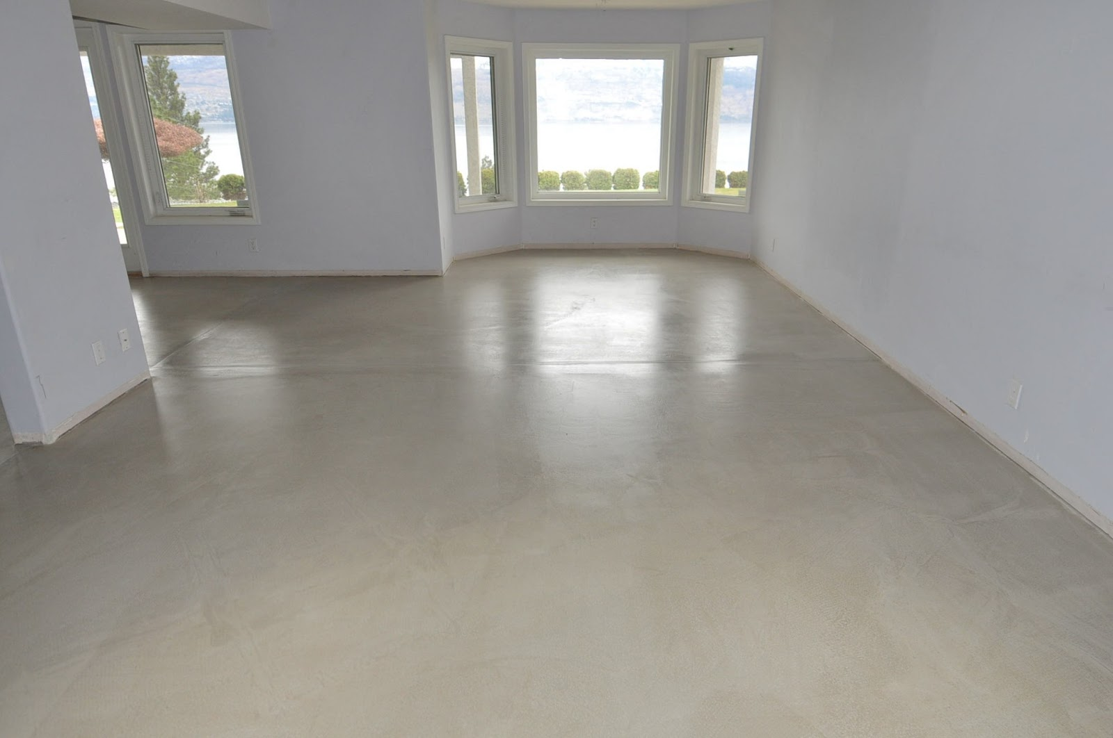 Mode concrete cool and modern concrete floors for Modern flooring ideas
