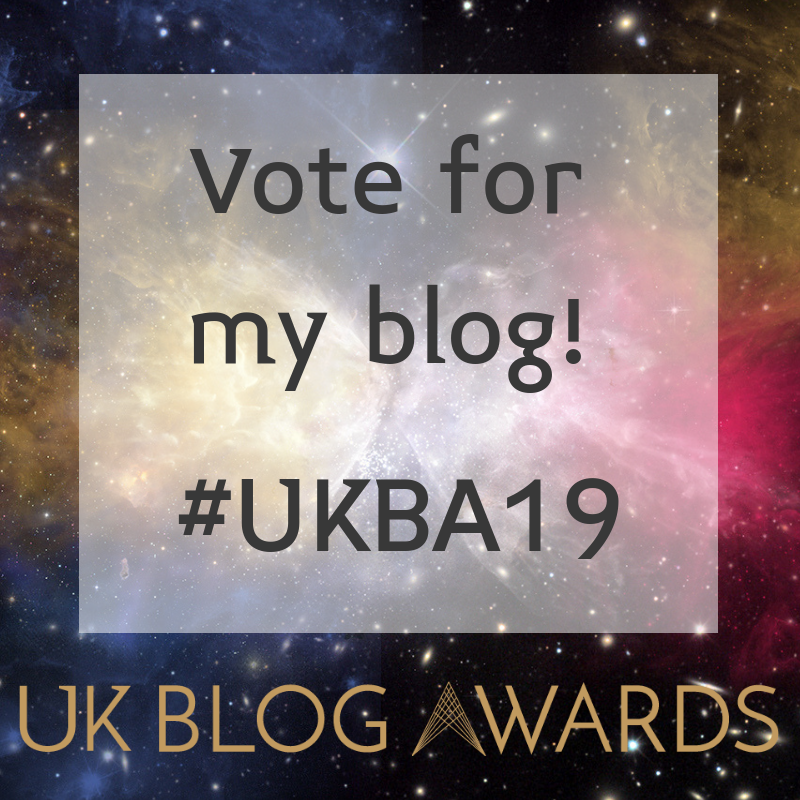 The UK Blog Awards 2019