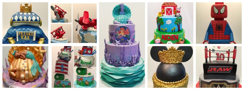 Cakes and custom sculptures