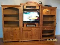 Broyhill Fontana wall unit
