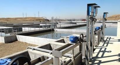 Autorizacion de vertidos Sistema Integral de Saneamiento Depuradora
